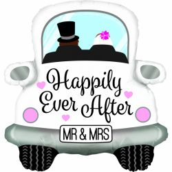 "Bildbeschreibung von ""Happily Ever After Car""."